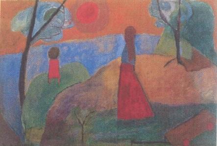Maleri: Solveig Arneng Johnson